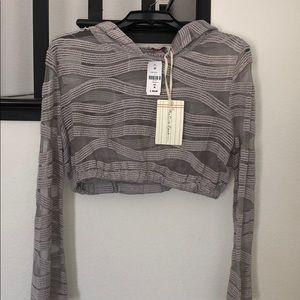 NWT LF Crop Sweatshirt